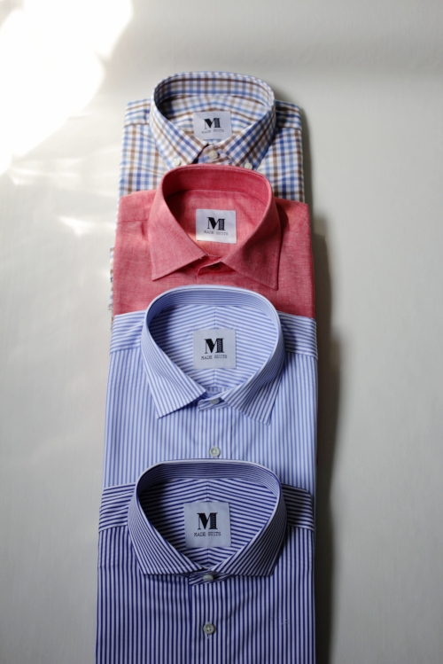 SHIRTS - MADE SHIRTS FOR your Daily Needs.