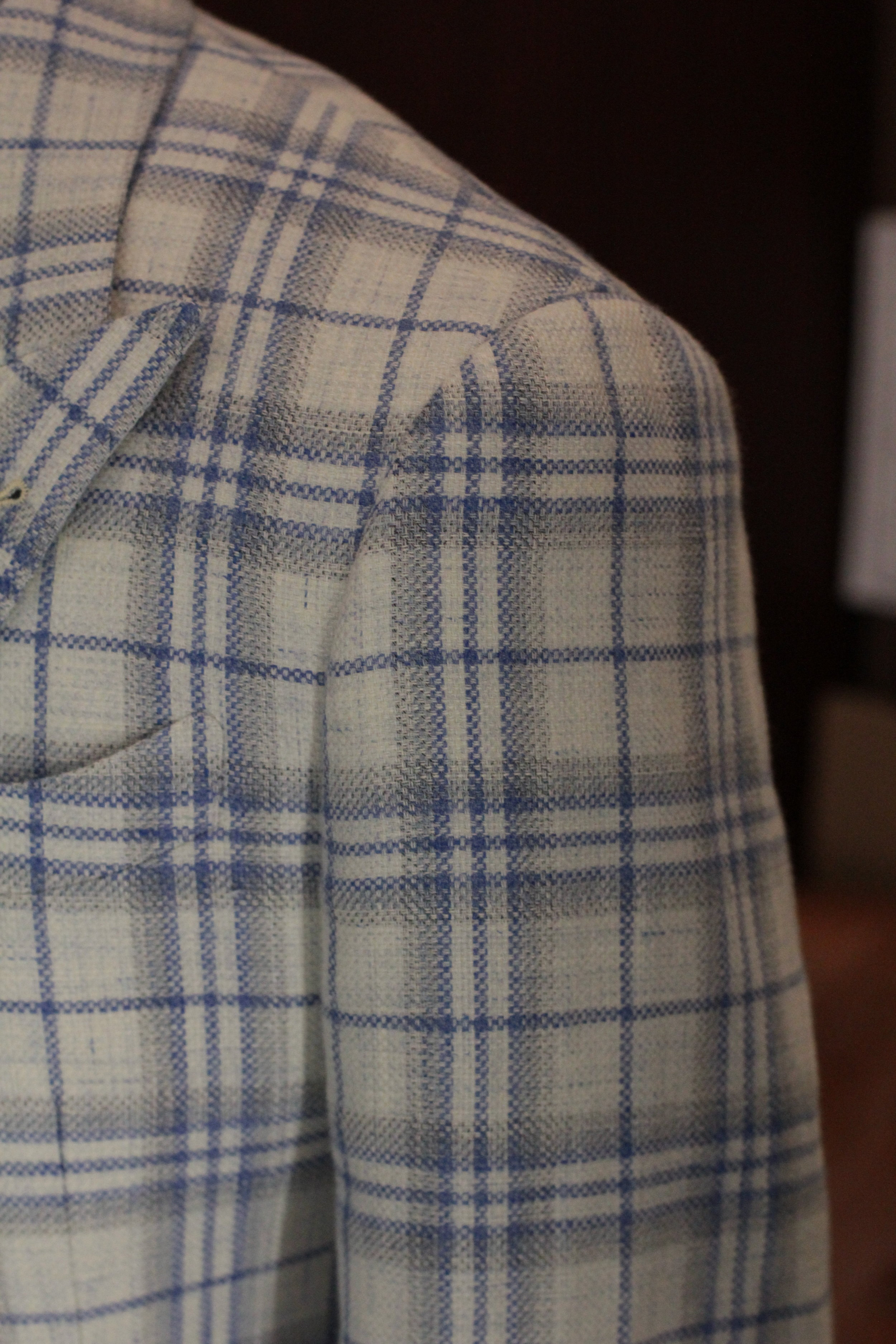 Soft Padded Casual Shoulder