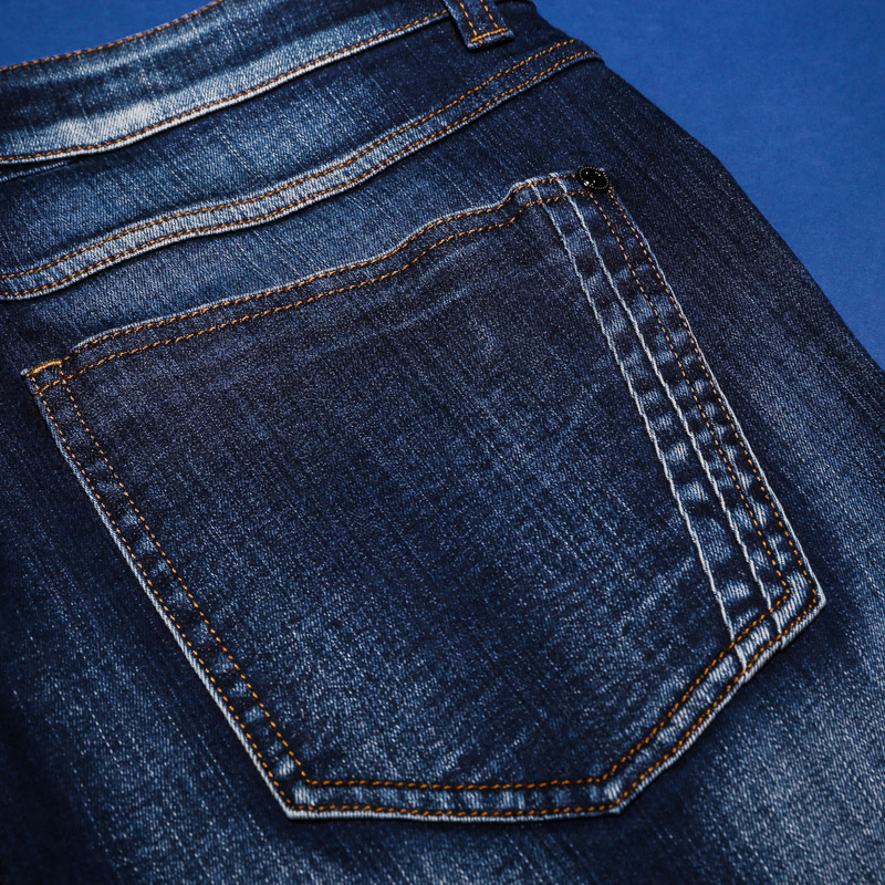 Reinforced Double Back Stitching