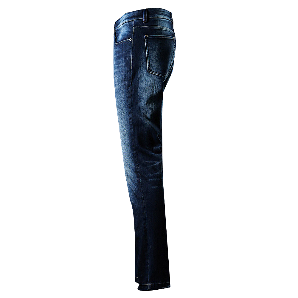 Side Denim Jeans Blue Faded  Bespoke  Made to measure   Denim Jeans HYSS16048 Blue.png