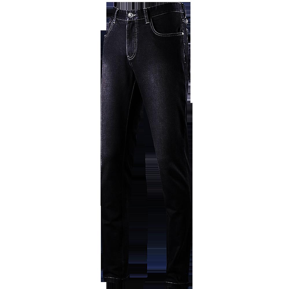 Panther Black Denim Jeans | Bespoke| Made to measure | Denim Jeans.png