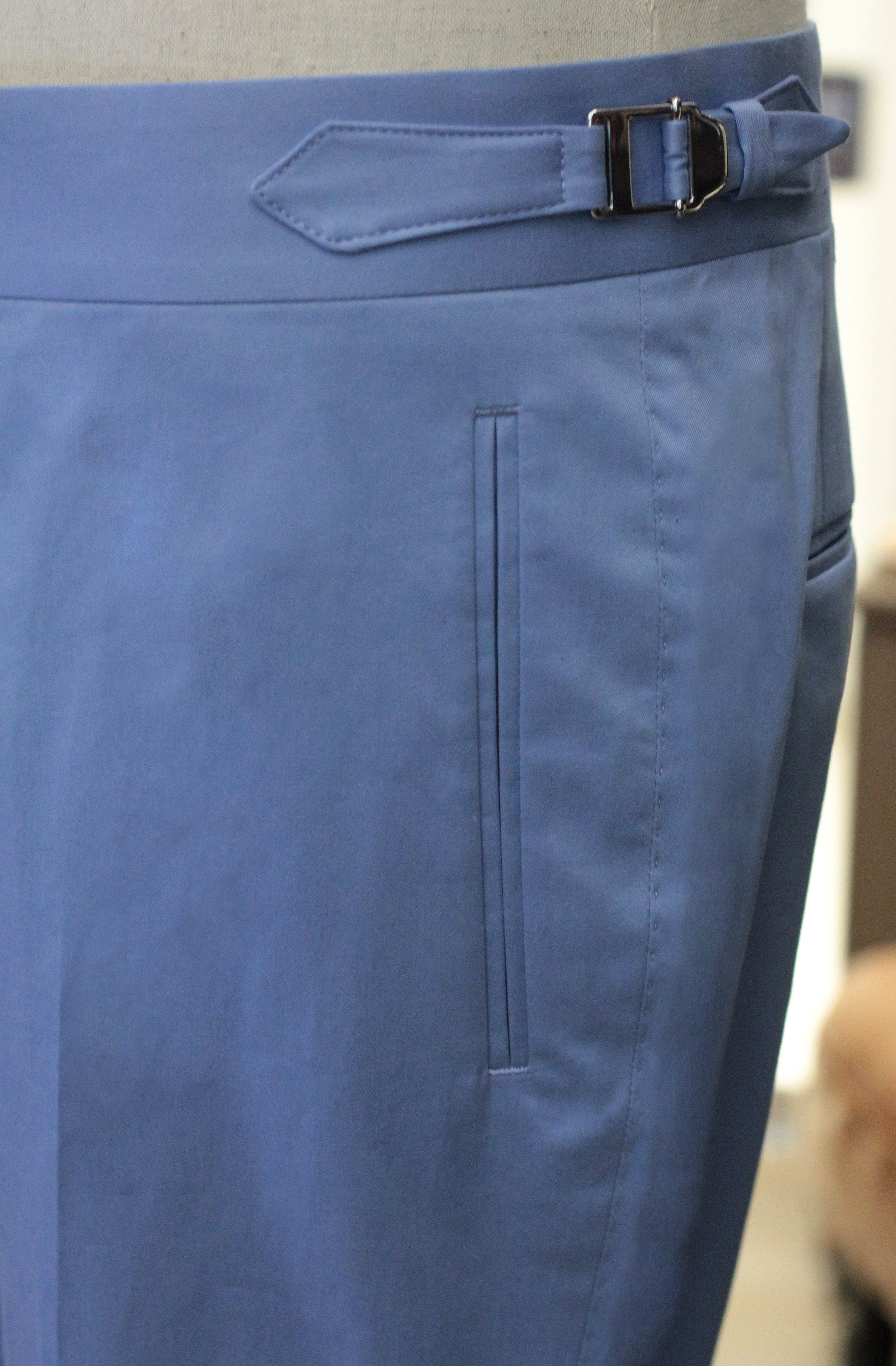 Vertical Pockets with Silver Adjusters