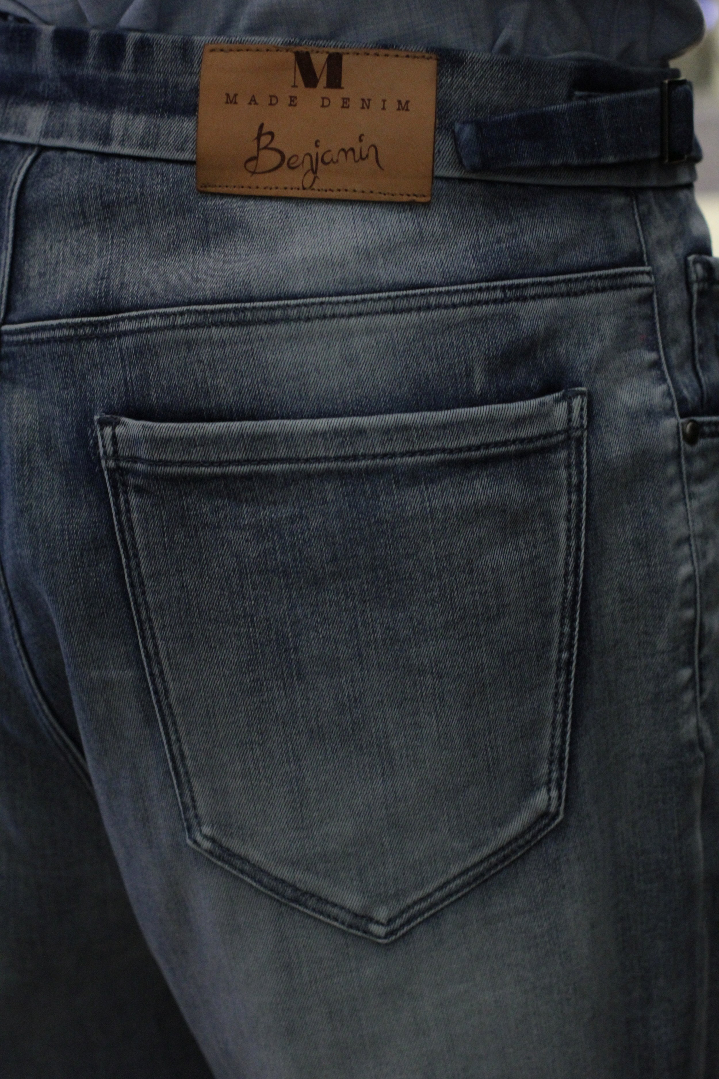 MADE DENIM BESPOKE DENIM JEANS SINGAPORE