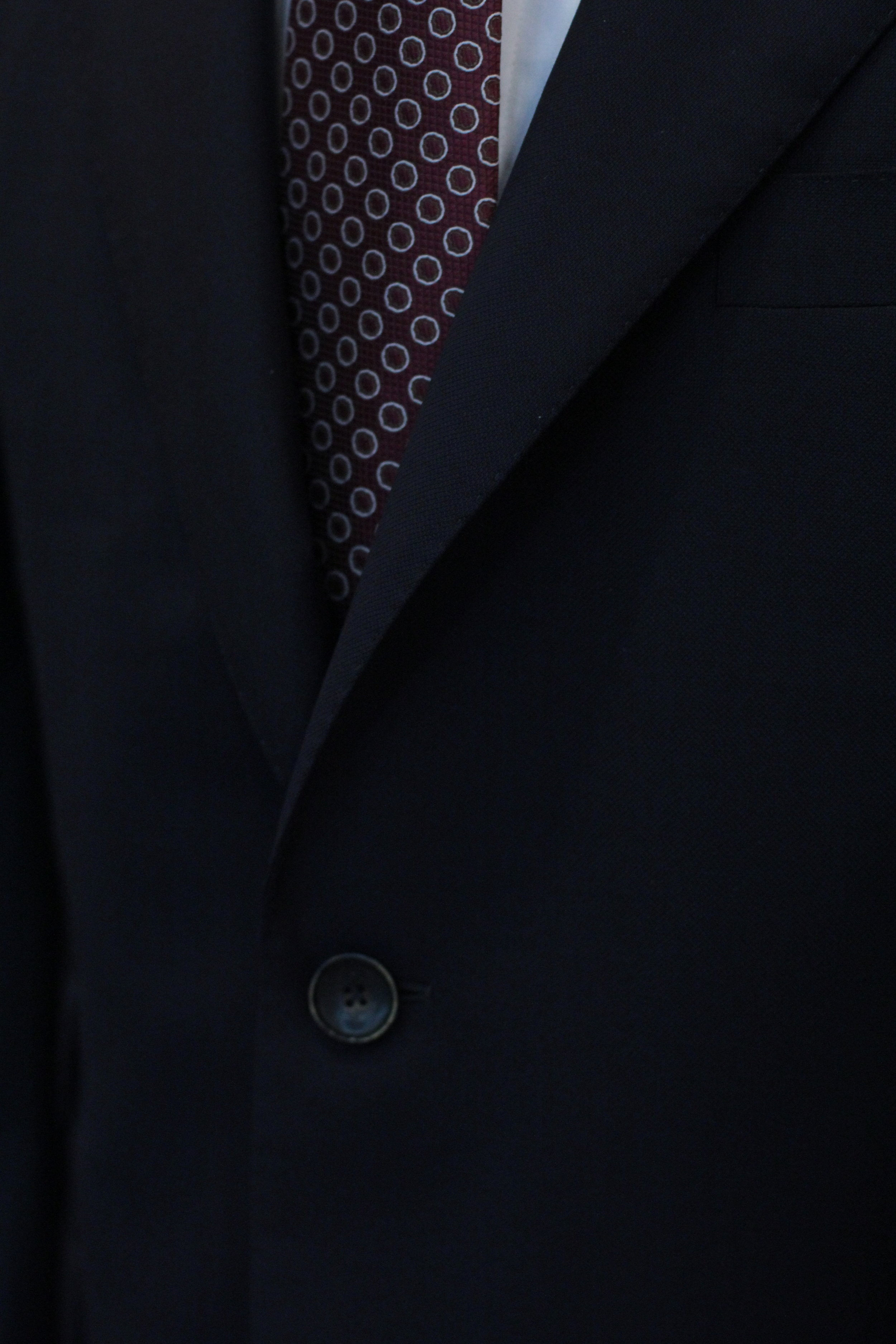Made Suits Mr Tey | STYLBIELLA | Suit | Made to Measure Suits lapel roll.JPG