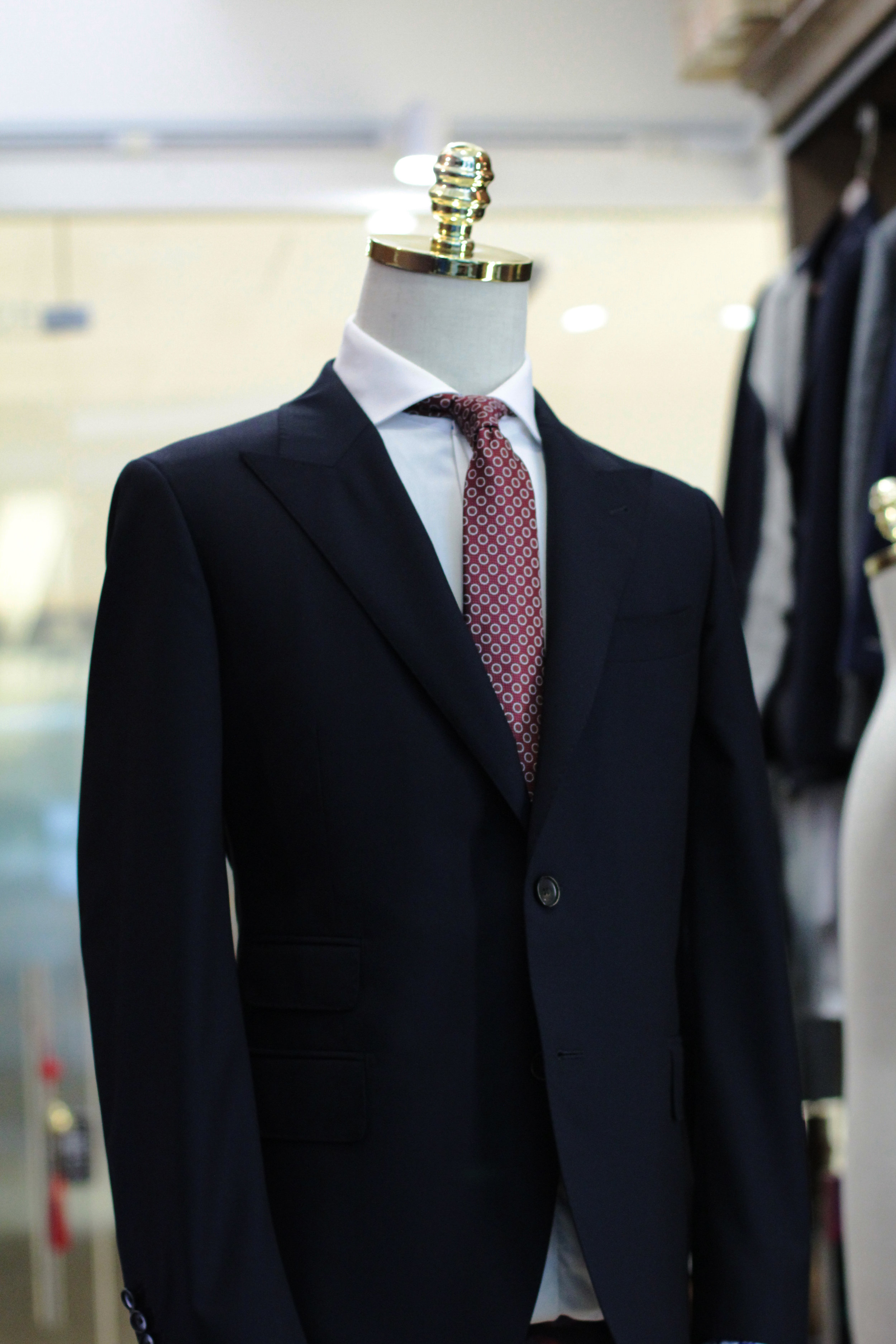 Made Suits Mr Tey | STYLBIELLA | Suit | Made to Measure Suits Peak Lapel.JPG