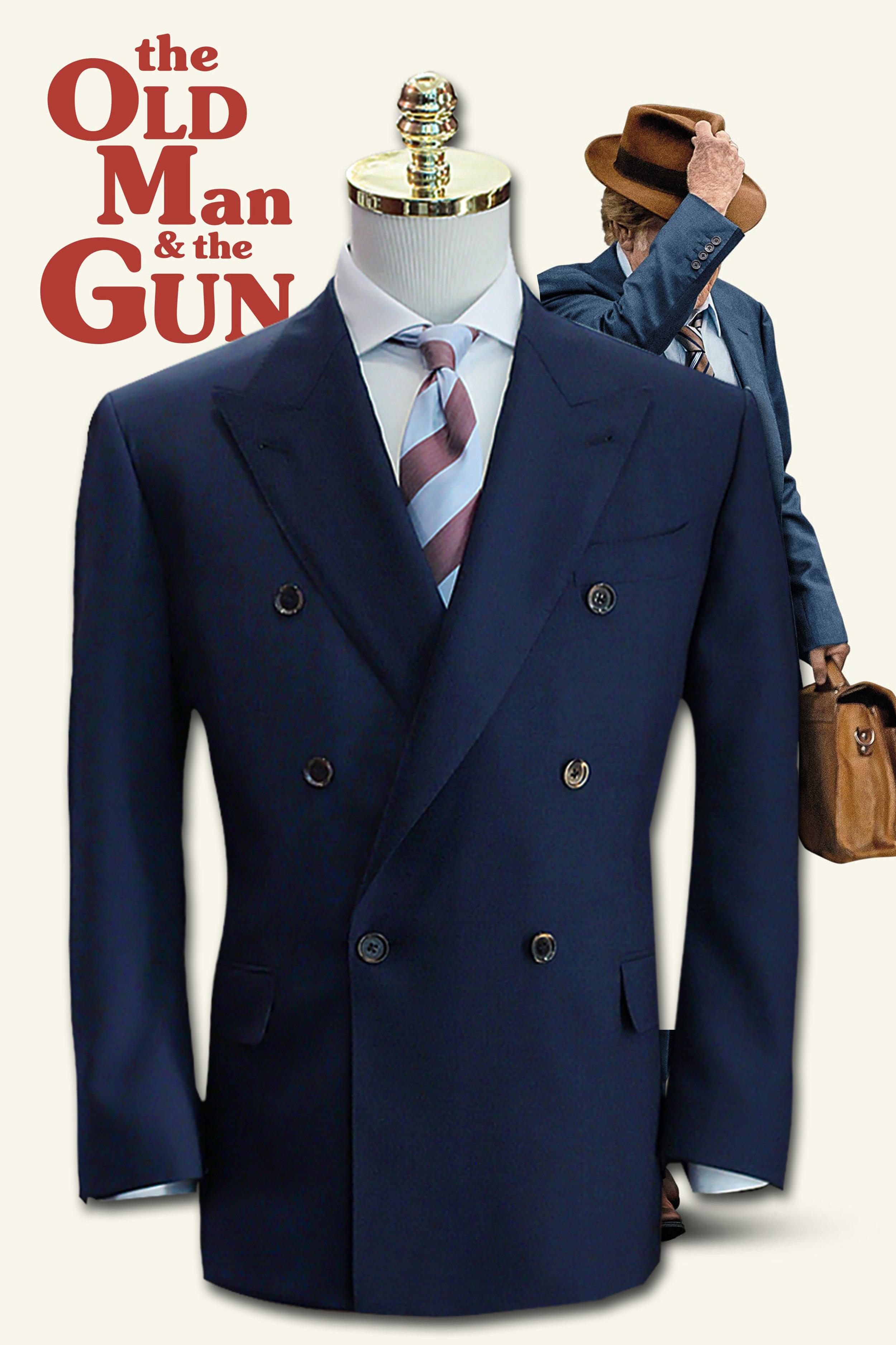 THEOLD MAN &THE GUN. -