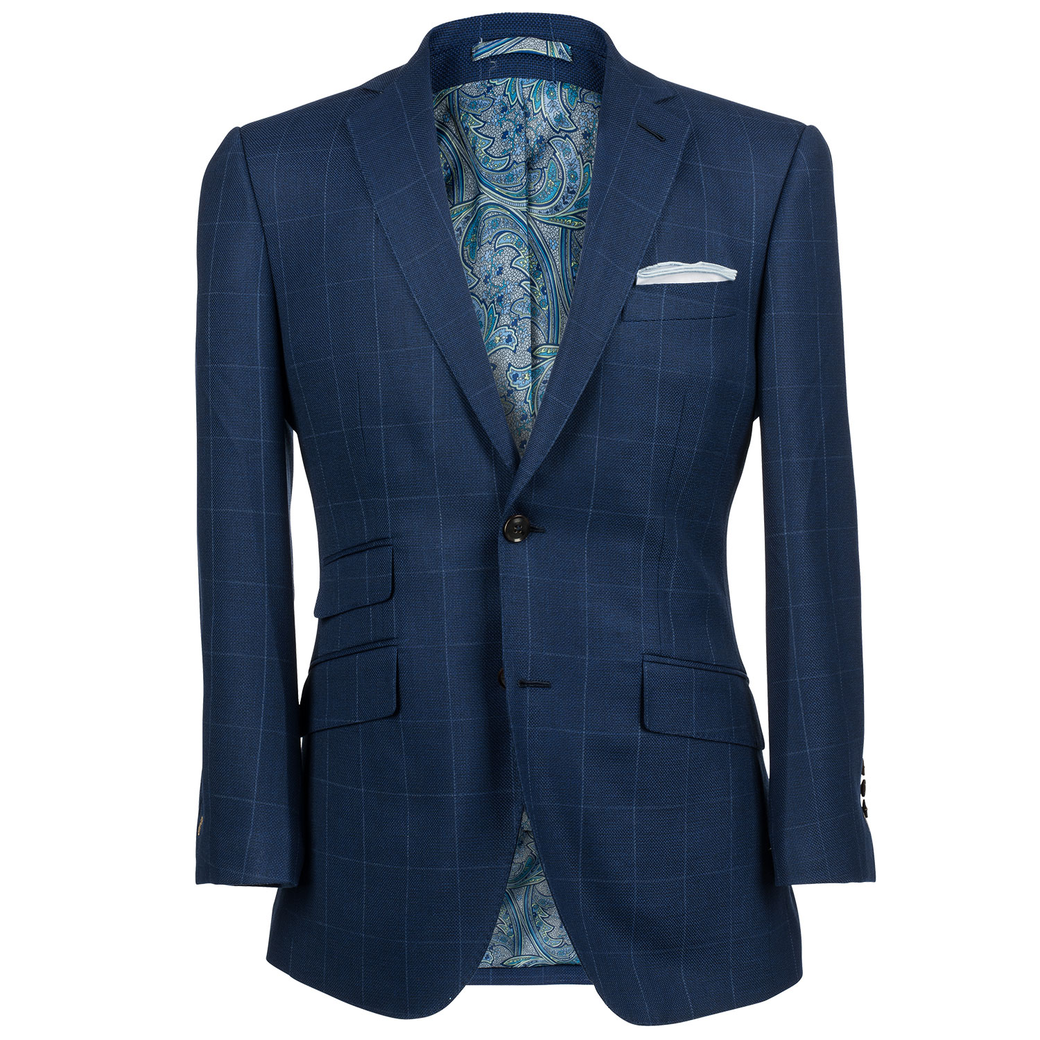 Made Suits Notched Lapel Suit Navy Blue Blue WindowPane side.jpg