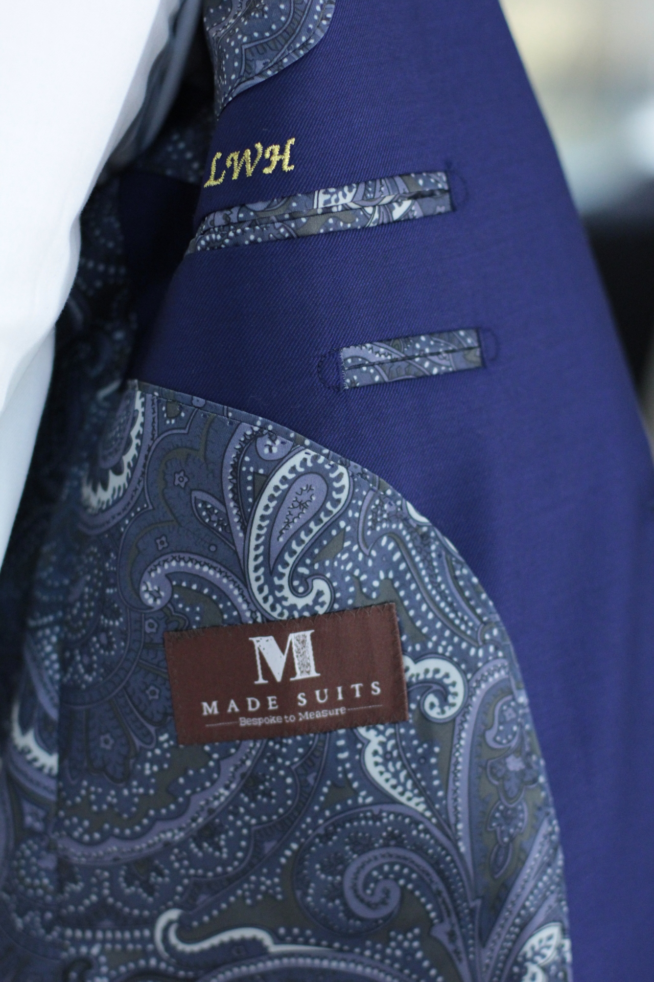 Xegna | Tailor Made Suits | Guabello | Bespoke Suit Singapore | Singapore Tailor