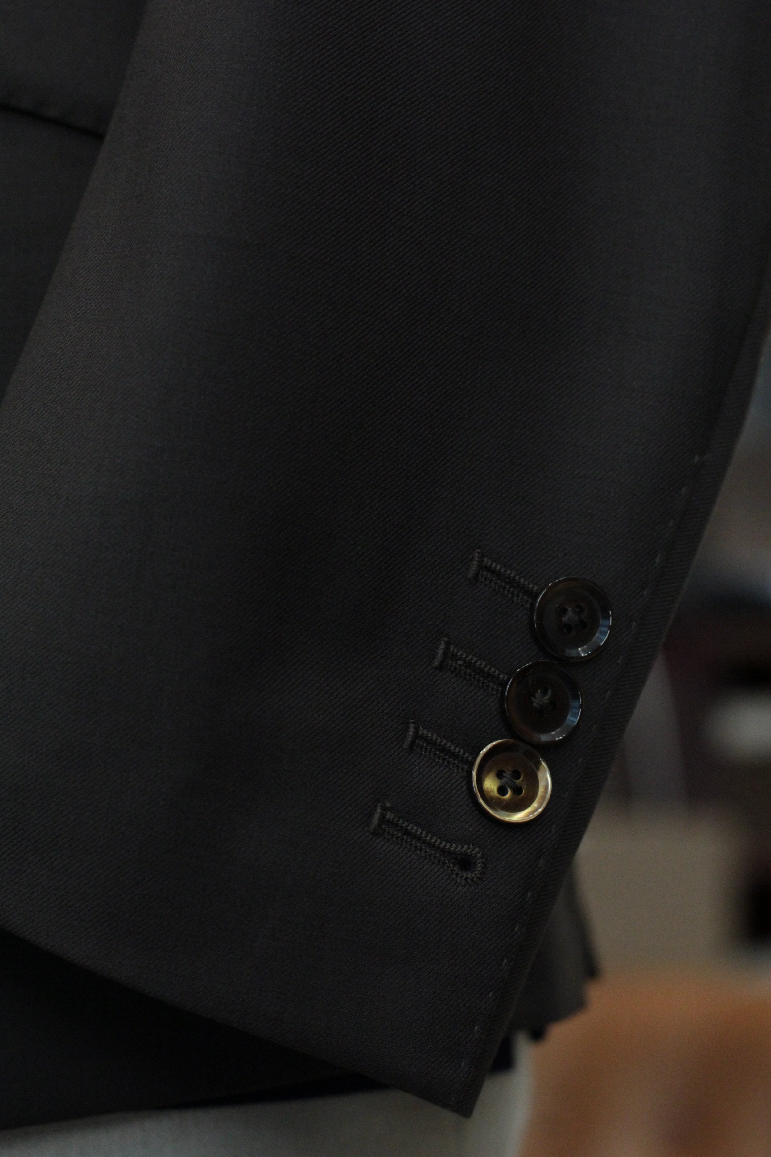 The Artisan | Made Suits | Singapore Made to Measure | Bespoke Tailor sleeve.JPG