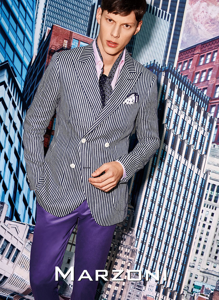Blue Ming | Stripes Double Breasted Suit | tailor suit singapore | made suits singapore | MARZONI.jpg