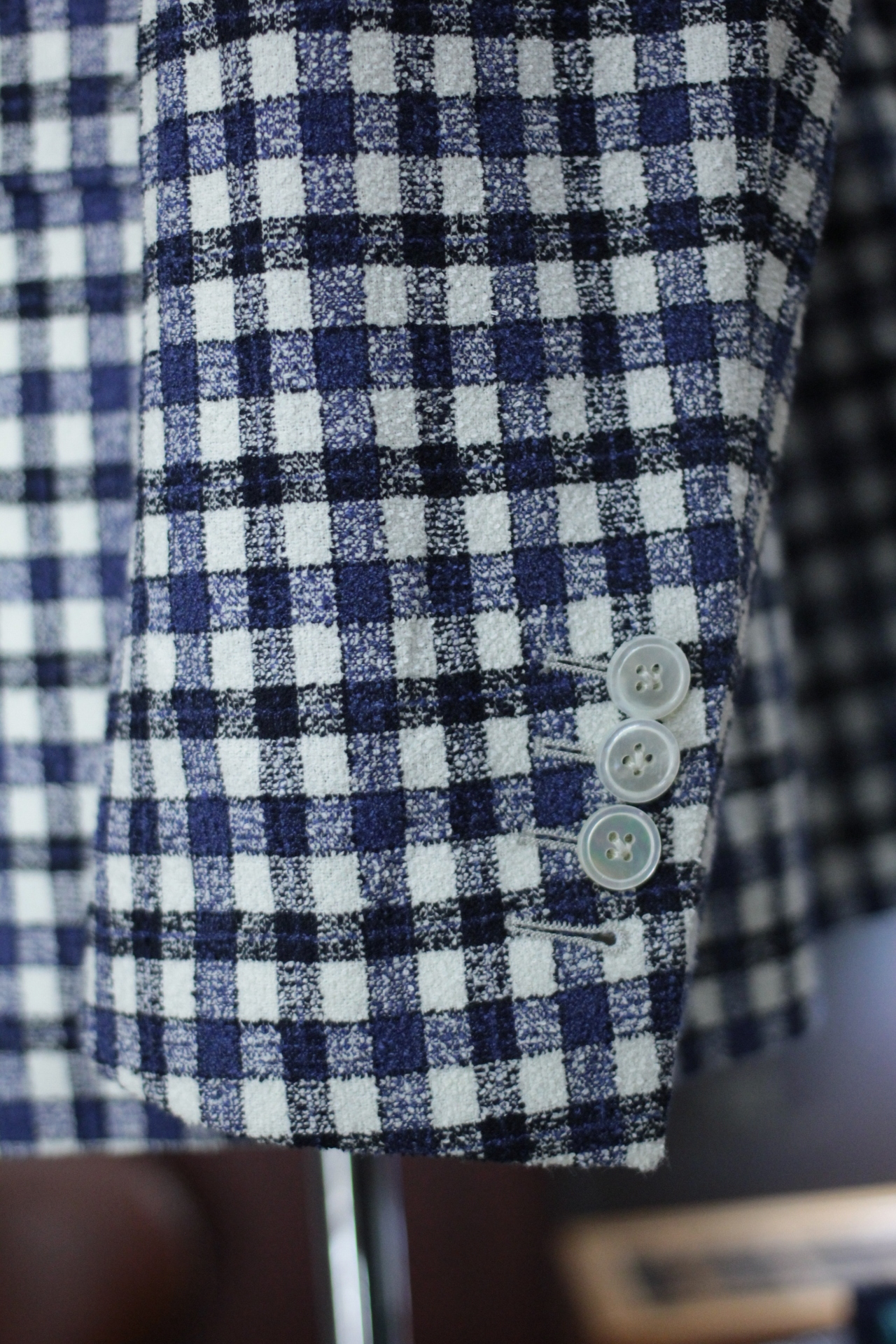 Functional Sleeve Button