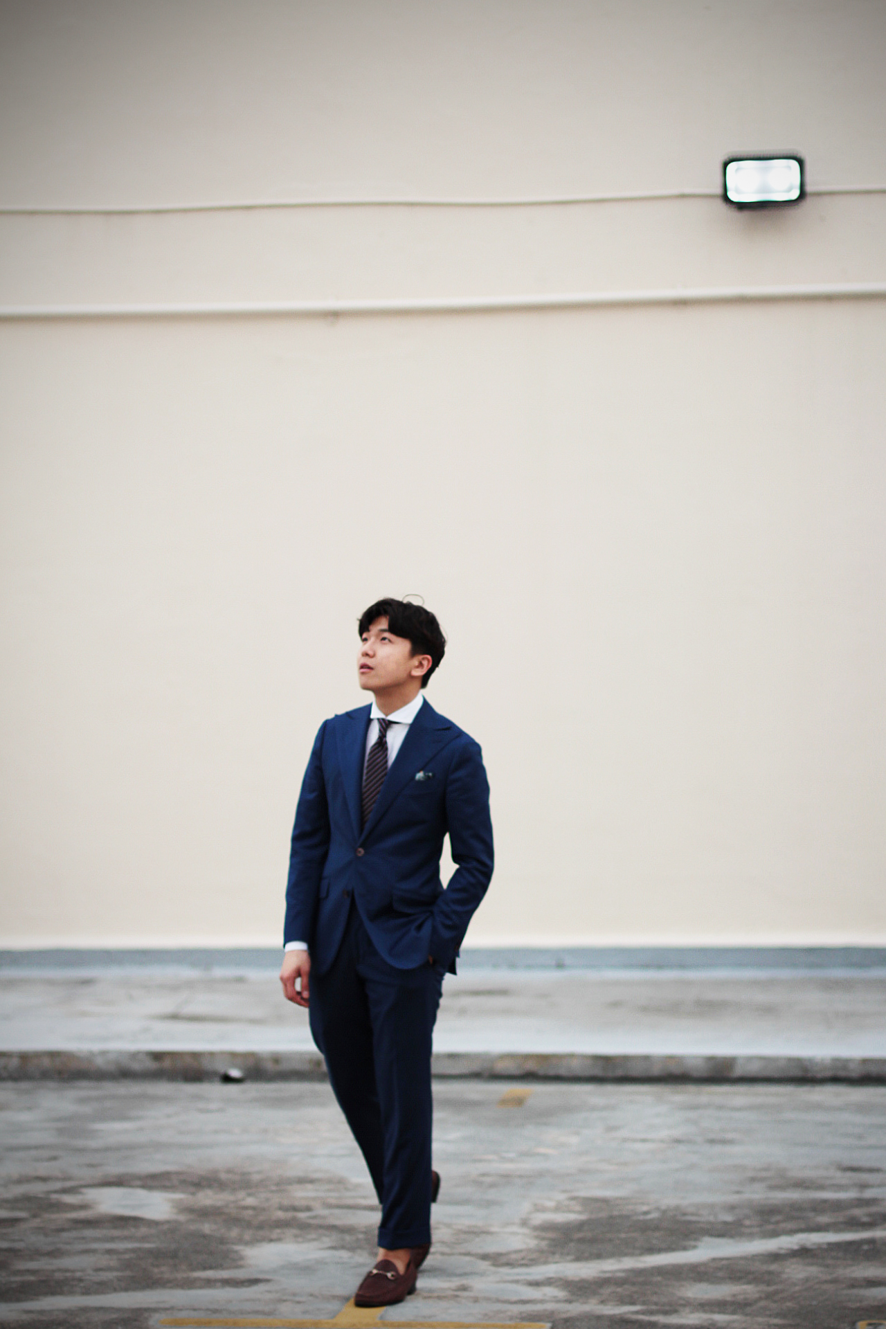 Blue Moon Tailor Made Suits Singapore