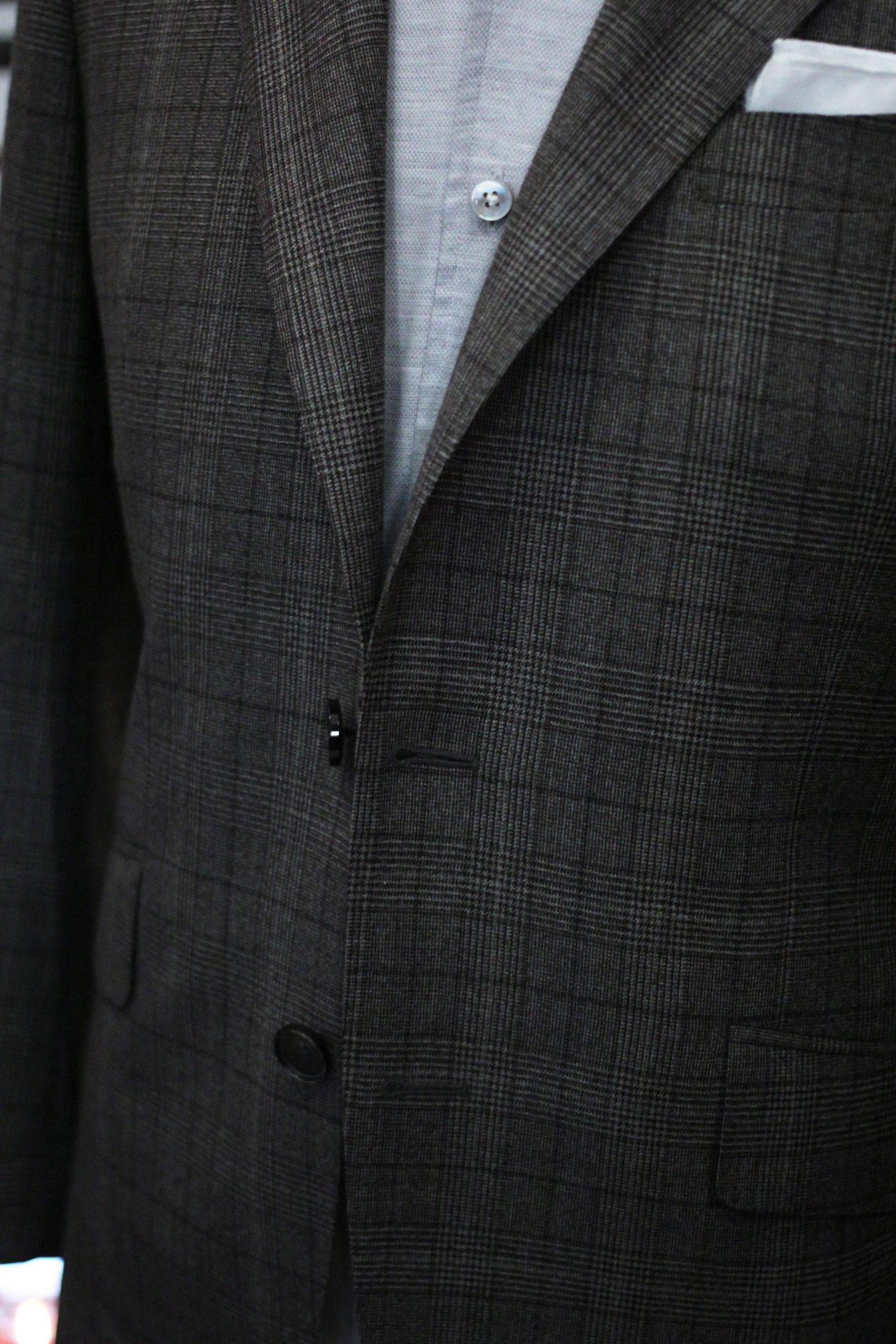 Signature Roll by Made Suits