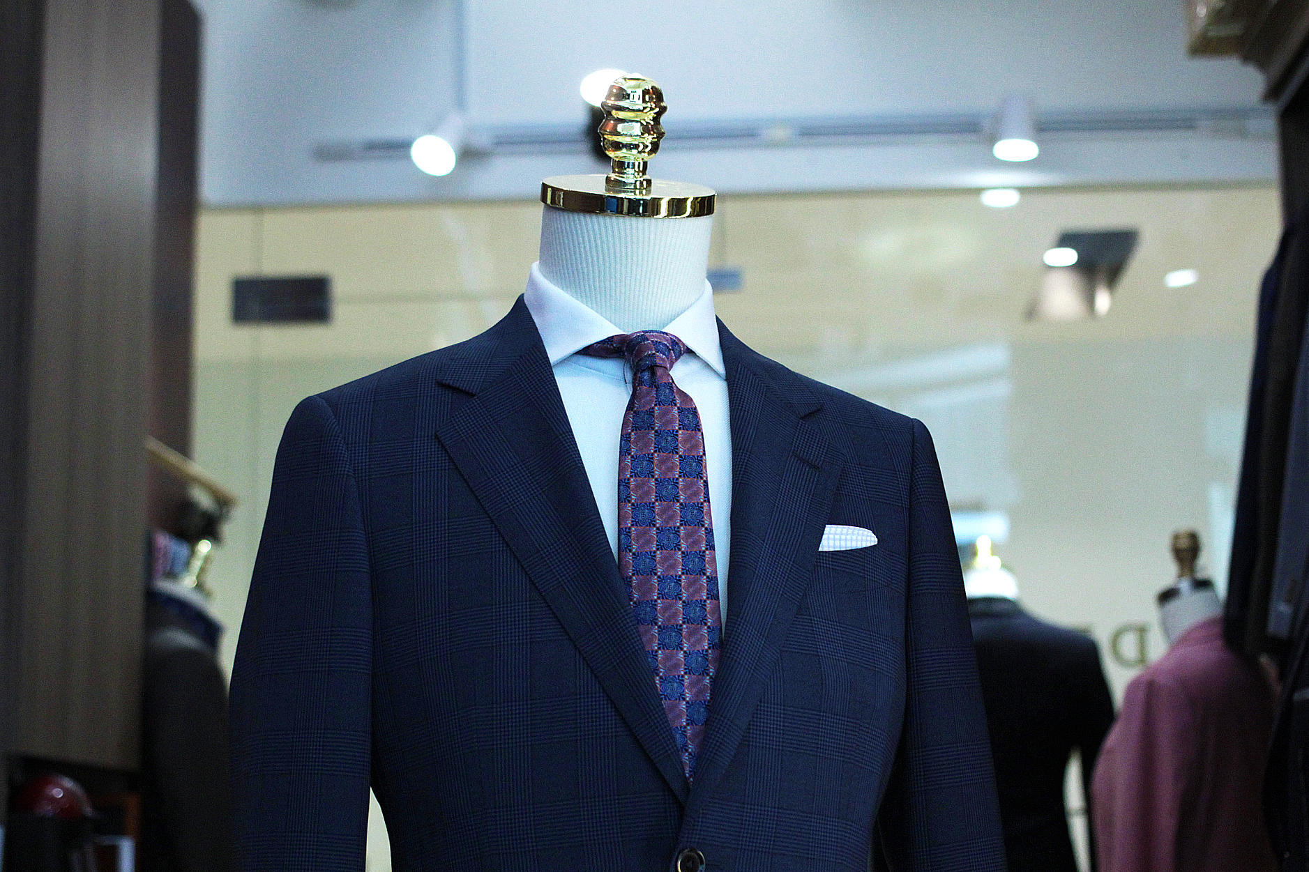 Lins | STYLBIELLA | Single Breasted Suit | Tailor Made Suits Singapore | Bespoke Suits Singapore | Made Suits Front .JPG