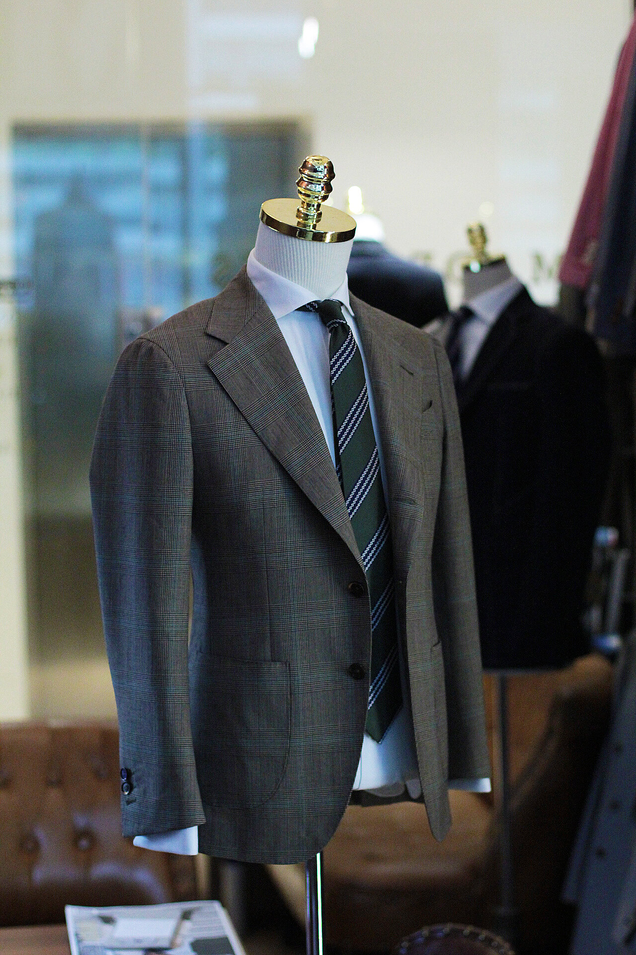 Made Suits 174 Singapore Tailor Golden Fox Fox Brothers