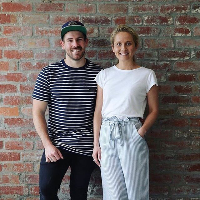 Introducing the wonderful team Ange and Lachie of @common_people_east_geelong.  These two are killing in G-town, serving up some delicious breakfast and lunch as well as doing Square One proud with some killer espresso! Pop in and say hello if you're in the hood! #peopleweworkwith