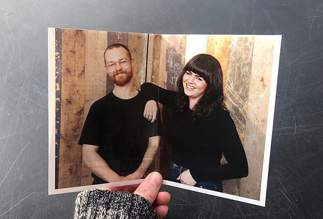 Oh hey, this is us! 👋🏼👋🏼 Tom and Elika, making things happen here at Square One since 2015!