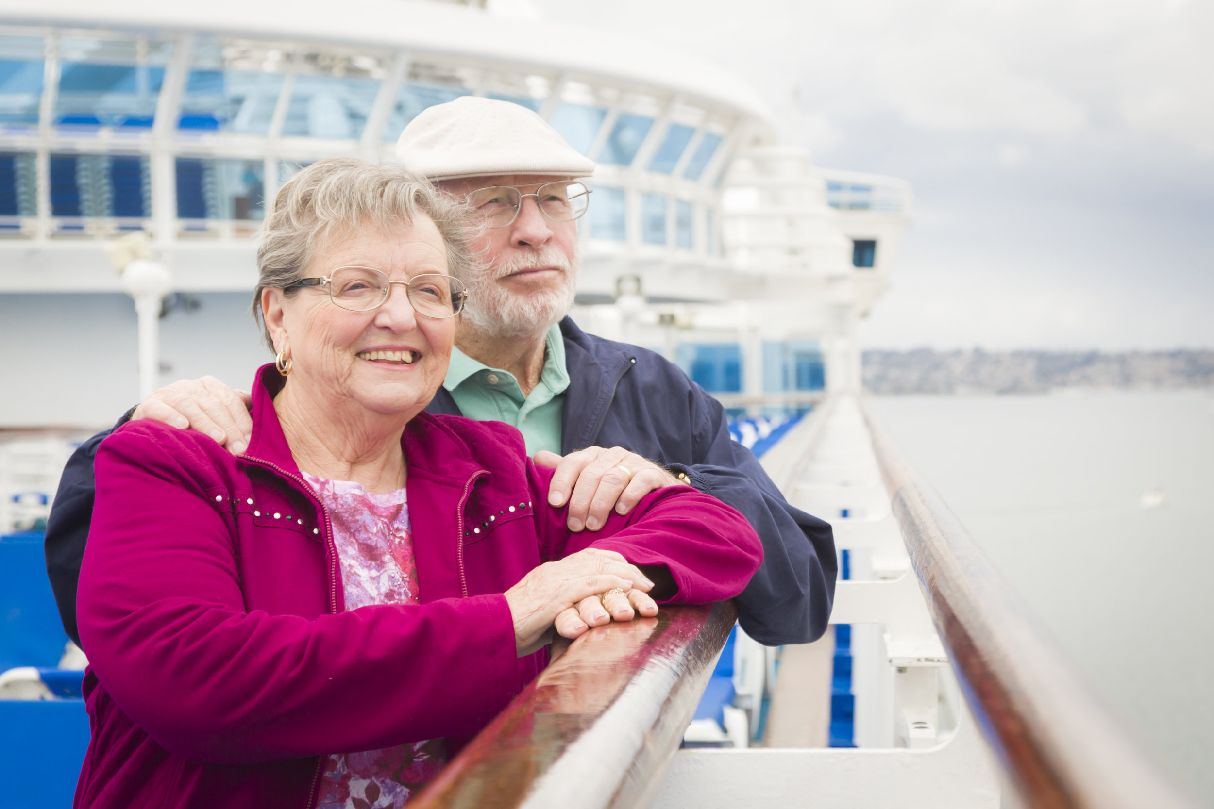"""EquiKey made it possible for us to take the cruise we'd always said we'd go on but never got round to"" - Peter & Diane H."