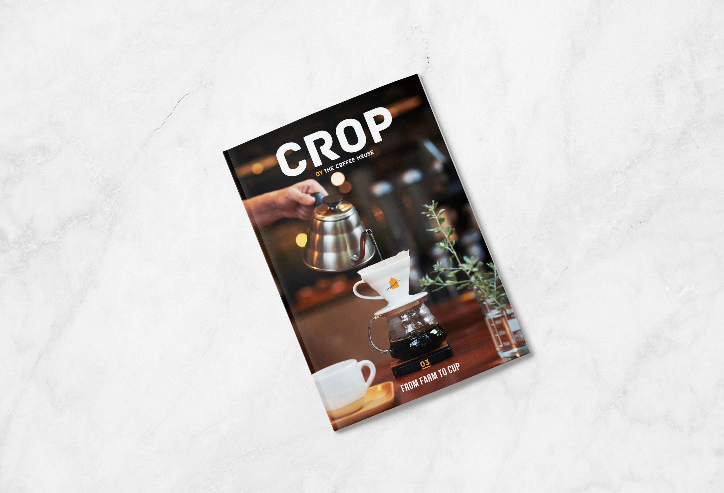 From farm to cup - Crop by The Coffee House