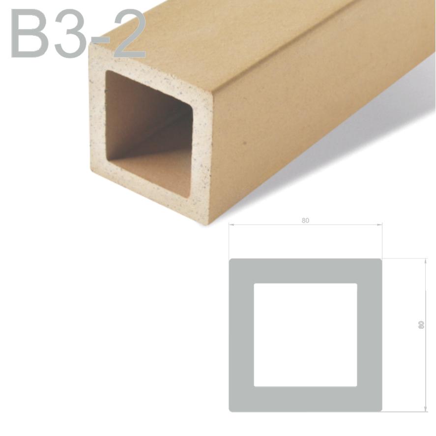 THE BASIC LOUVRE B3-2  - REGISTRATIONfor REVIT/DXF FILES