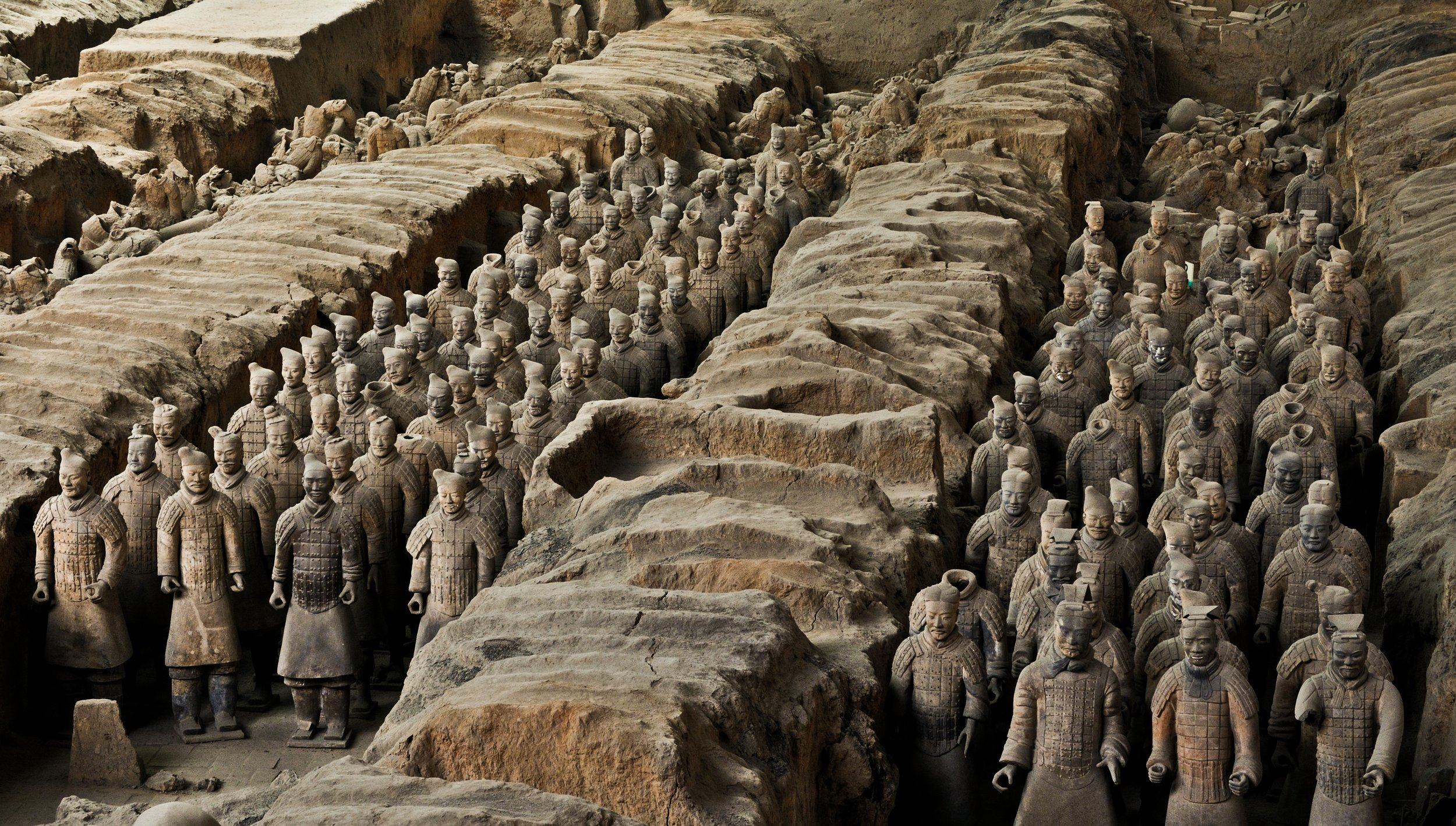 HISTORY - The clay we use is recovered from the same original source used to create the iconic Chinese Terracotta Army. This is a testament to the quality and durability of our natural product.CN Terracotta offers a unique combination of over two thousand years of tradition - balanced with modern, environmentally friendly, efficient and economic production methods. This combination of benefits, coupled with experienced architects and world class engineering and project management professionals will ensure your development delivers on its full potential.