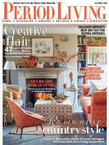 Period Living Magazine October 2018 - Issue 341