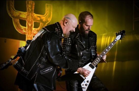 Judas Priest & Saxon