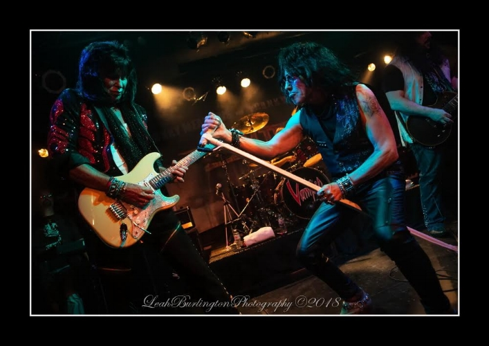 Punky Meadows and Frank DiMino of Angel