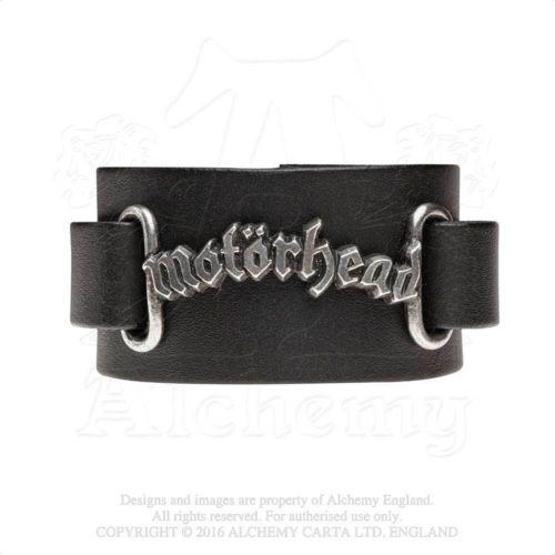 MOTÖRHEAD LEATHER WRISTBAND -