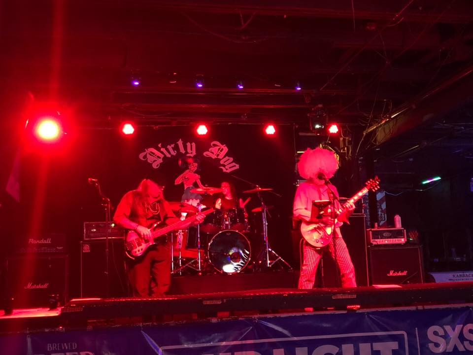 Live at Dirty Dog Bar, Downtown Austin during SXSW week...3/10/19