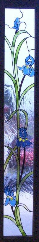 Steel Blue Floral 001-132x800.JPG