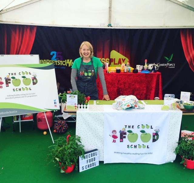 deidre doyle at bloom 2019 the cool food school.JPG