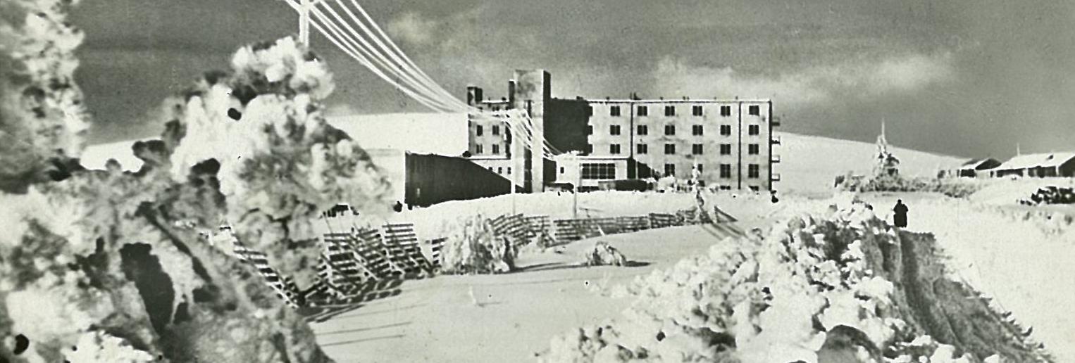 Högfjällshotellet 1938