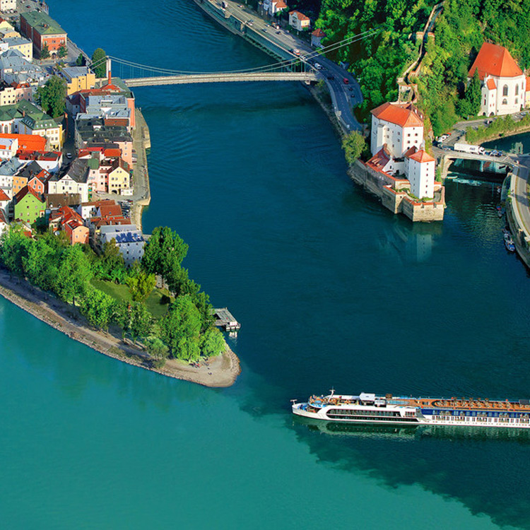European River Cruises - The Dutch Tulip fields in springtime to the atmosphere of the German Christmas markets a European river cruise offers a world of sights and experiences