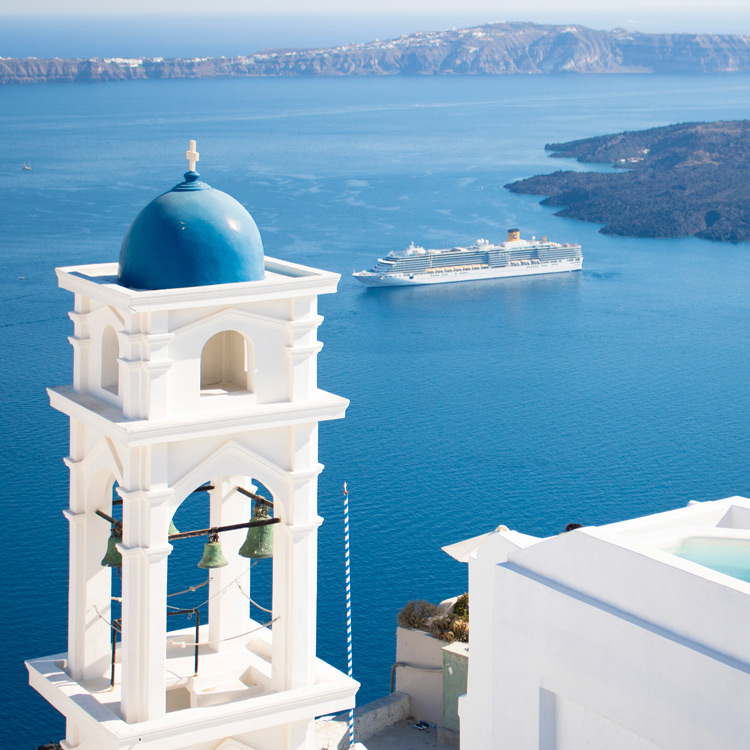 Cruising - Ocean & River cruising allows you to experience a destination from an entirely different perspective. Combining guided tours, good food, first class entertainment whilst staying in a floating hotel.