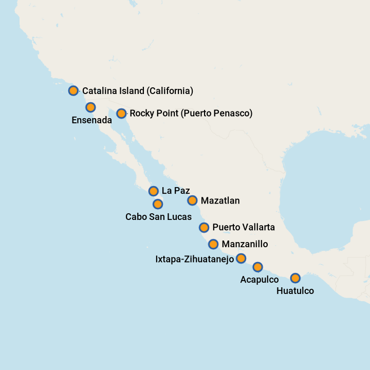Mexican Riviera cruise ports.png