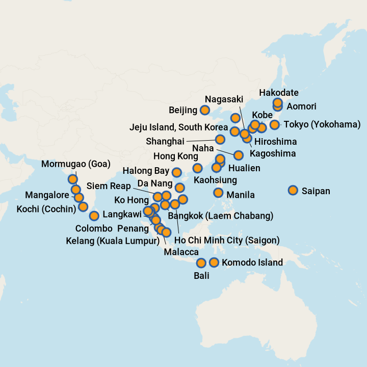 Asia cruise ports.png