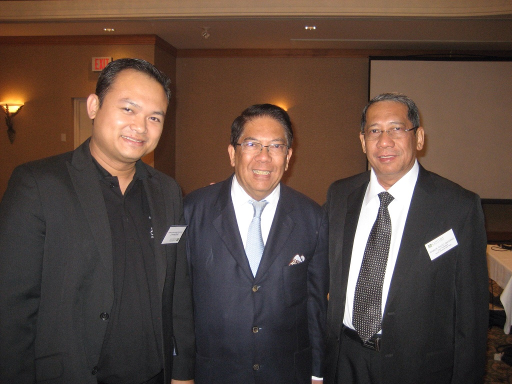 """""""Eric's plan and modules are the best that I have seen because it is a product of experience."""" - Ambassador Jose Eduardo B. Antonio, Chairman, and CEO, Century Properties Group, Inc.""""Eric is my mentor. I continue to learn from him. It was a great experience."""" - Mr. Ramon B. Antonio, Executive Vice President for Sales, Century Properties Group, Inc. -"""