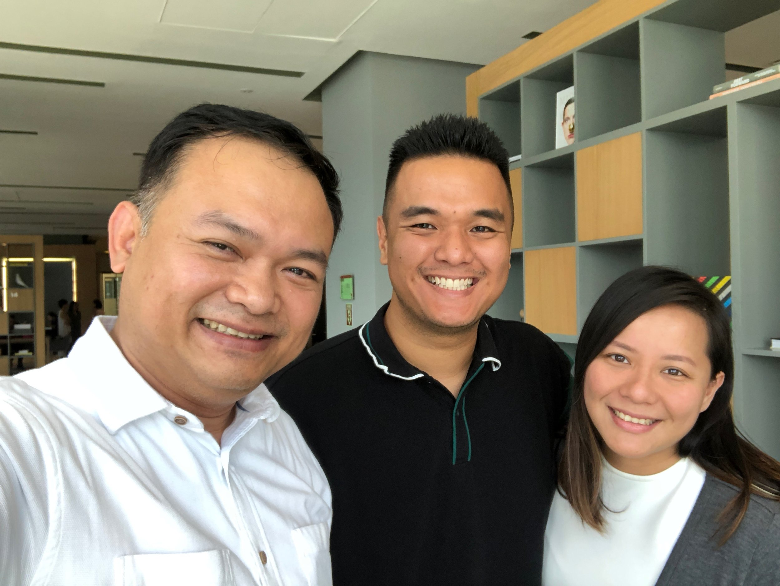 """""""The master closer, Eric Manalo, mentoring us on how to build resilience in sales and in finding the right customers, and close more sales."""" - Ms. Kassy Pajarillo, Founder, The After Six Club -"""