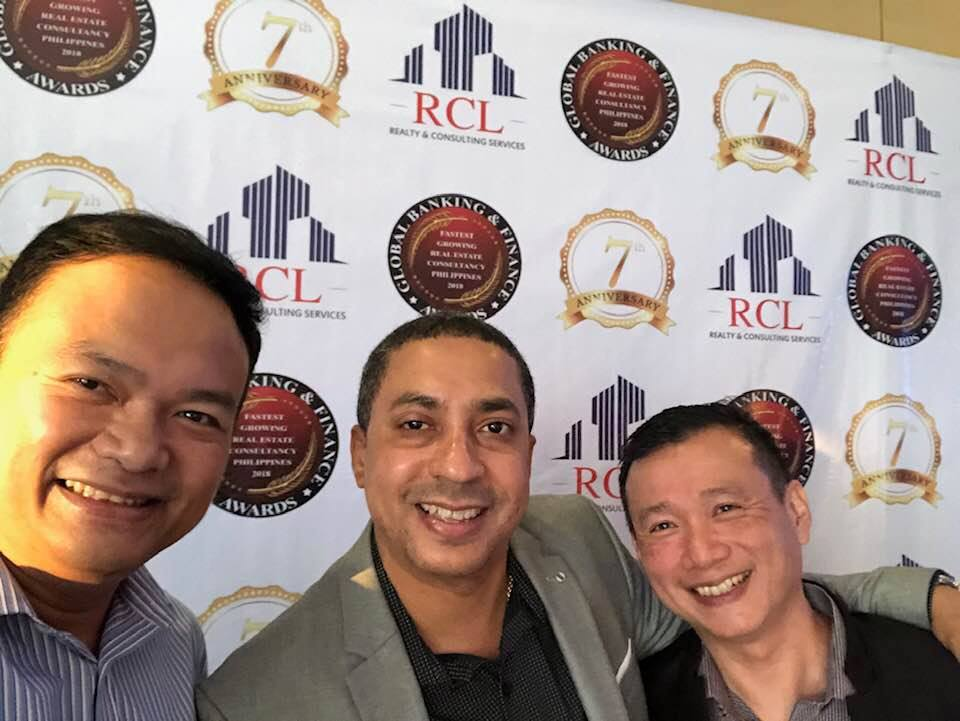 Thank you Eric Manalo for a very successful and refreshing training to our RCL Team! - Fausto Liriano, Chairman, RCL Realty and Consulting Services. -
