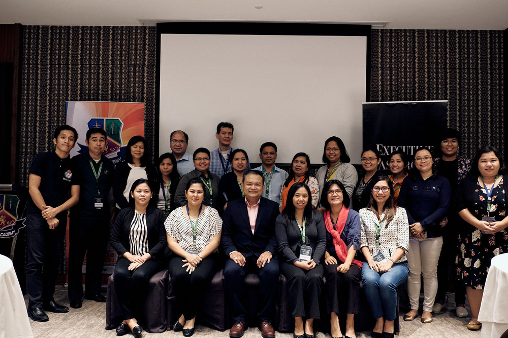 """""""Highly-informative, inspiring and lively discussion by multi-awarded speaker, Mr. Eric Manalo. His ingenious approach in imparting his knowledge and sharing his real life experiences made the learning event both educational and entertaining."""" – Mr. Anthony Galono -"""