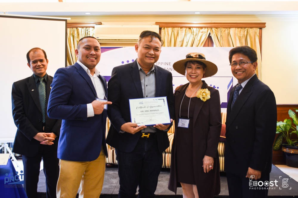 """We are blessed to have you sharing your secrets with us. I am learning so much from you."""" - Ms. Dina H. Loomis, President, South East Asia Speakers and Trainers, Bureau, Inc. -"""