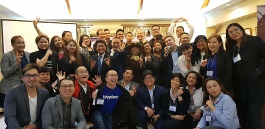 """""""The 1st PACT Summit was a HUGE success indeed, Eric! Your presence, support, and shared insights, together with those of the main speakers & other panelists, surely made it so!"""" - Conrad """"Mr. Fave"""" Favorito -"""