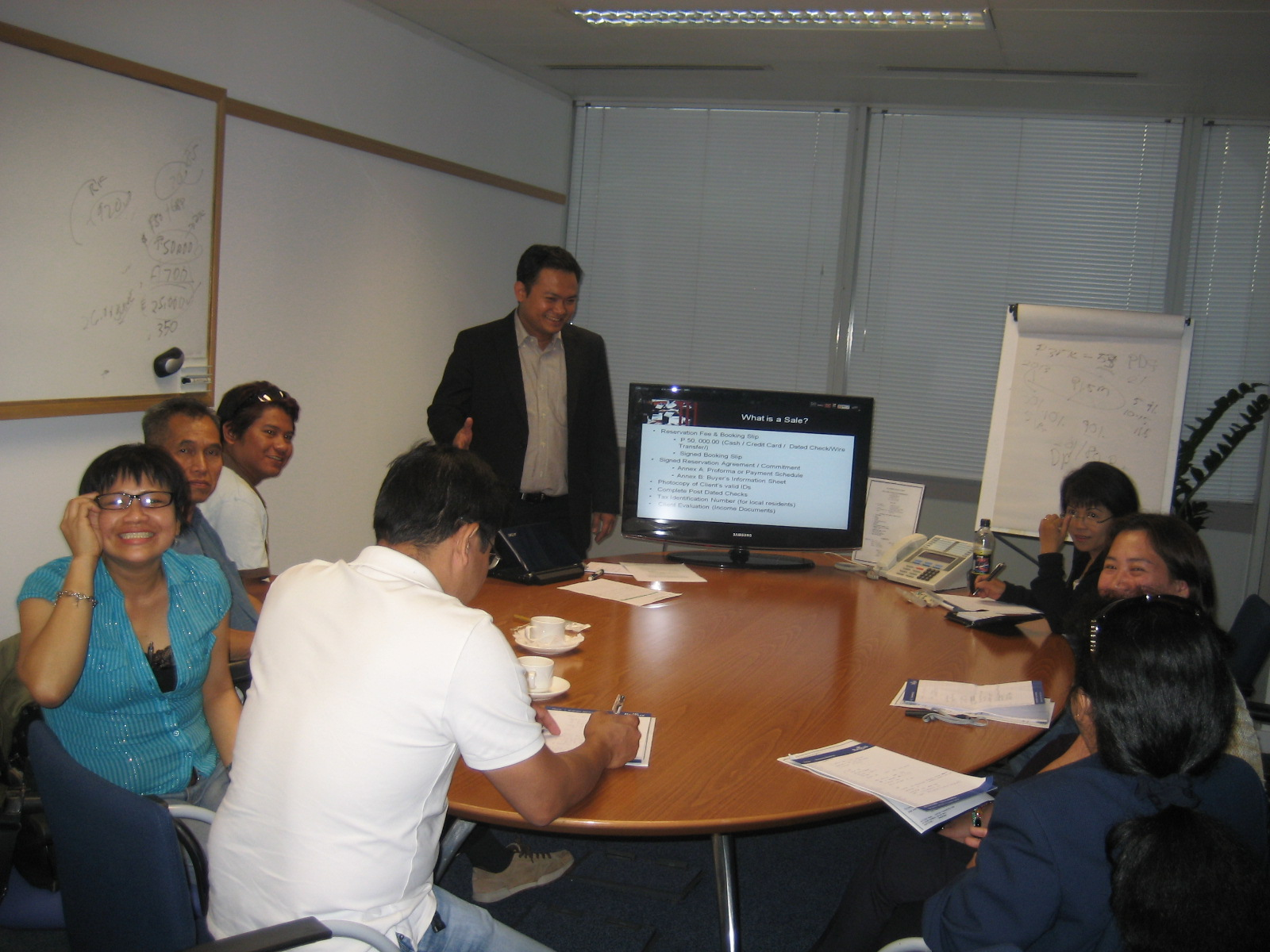 London seminar.JPG