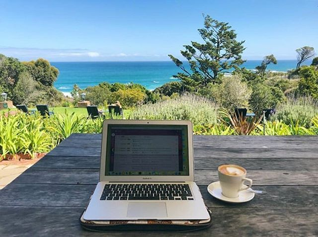 'Yes, I would like to be able to work remotely till the rest of my life. Thank you universe!' @RemoteWorkers post by @yvettebax.traveljournalist 📝🗞🌎 #RemoteWorkers #CapeTown #SouthAfrica #TravelJournalist #FreedomStartsToday