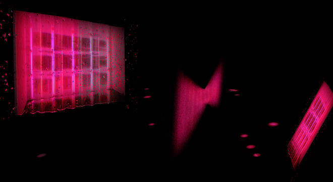 IN THE DARK - Visuals: Maura McDonnellMusic: Electronic Duo