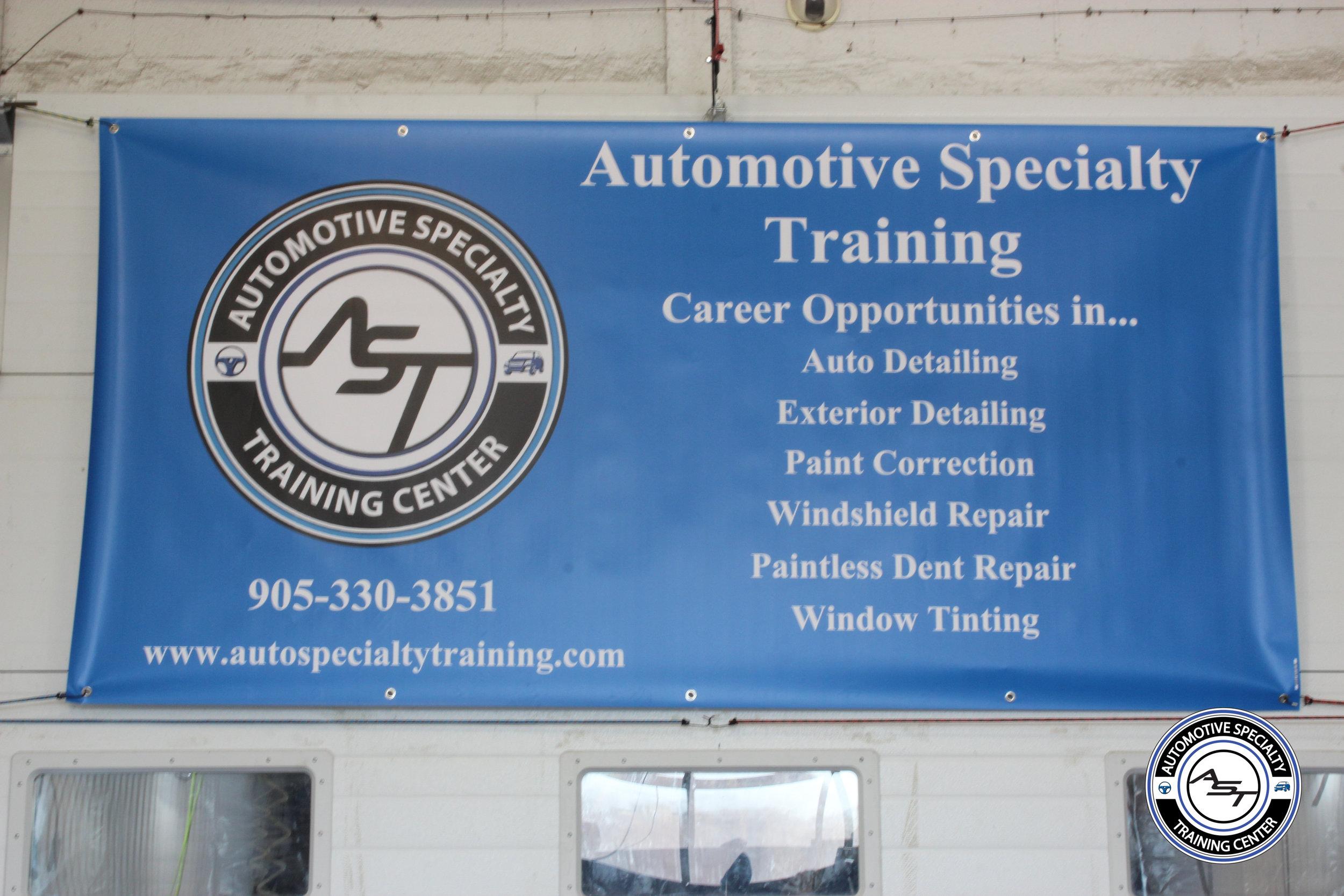 Automotive Specialty Training Toronto