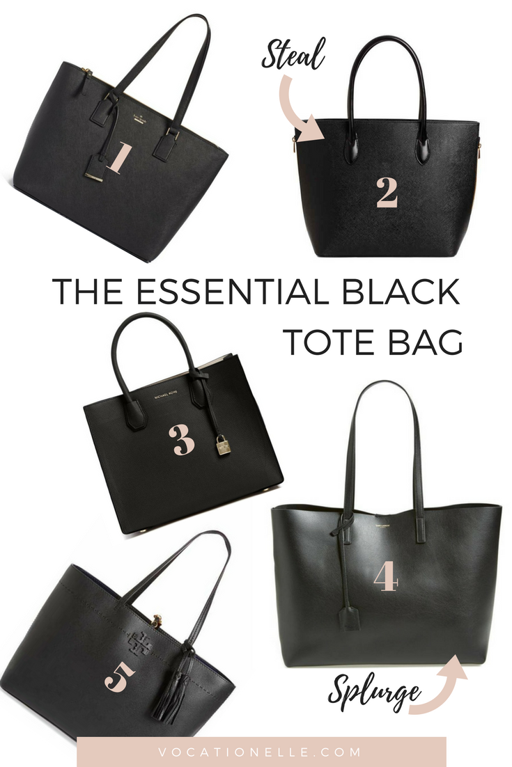 Five Black Totes for Work.png