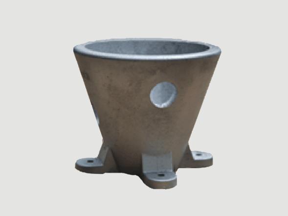 Heavy duty concrete inserts, Non-adjustable - Learn more >