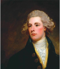 William Pitt Prime Minister b.1759, d. 1806